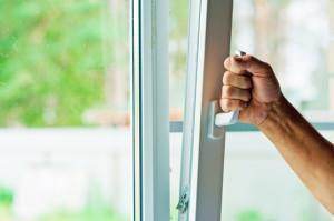 Műanyag ablak javítás